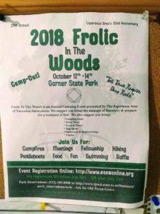 Frolic in the Woods (Esperanza Area's 32nd Anniversary) @ Garner State Park | San Antonio | Texas | United States