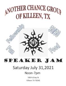 Speaker Jam @ Killeen | Texas | United States