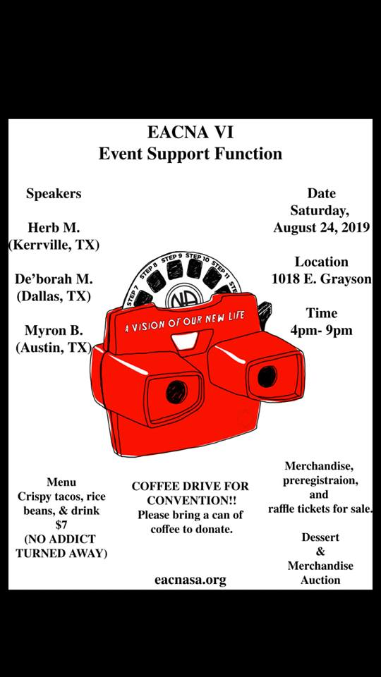 EACNA VI - Event Support Function @ San Antonio | Texas | United States